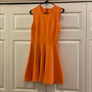 Diane von Furstenburg scuba dress